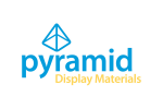 Pyramid Display Materials